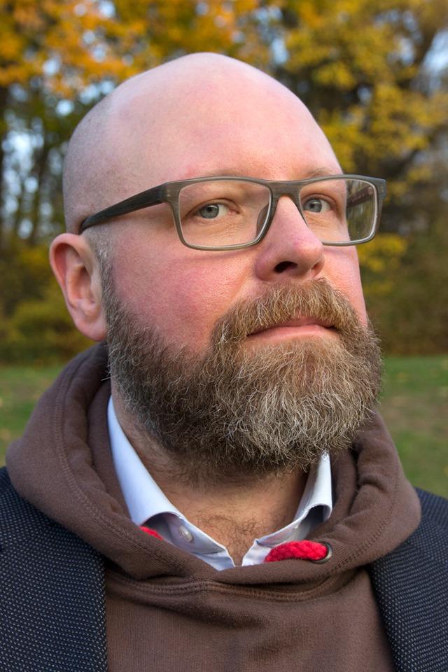 Jüri Reinvere. FOTO ELEANOR BOILEAU