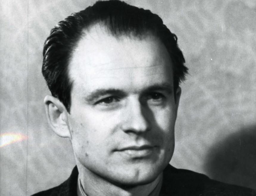 Helmut Rosenvald. FOTO ETMM