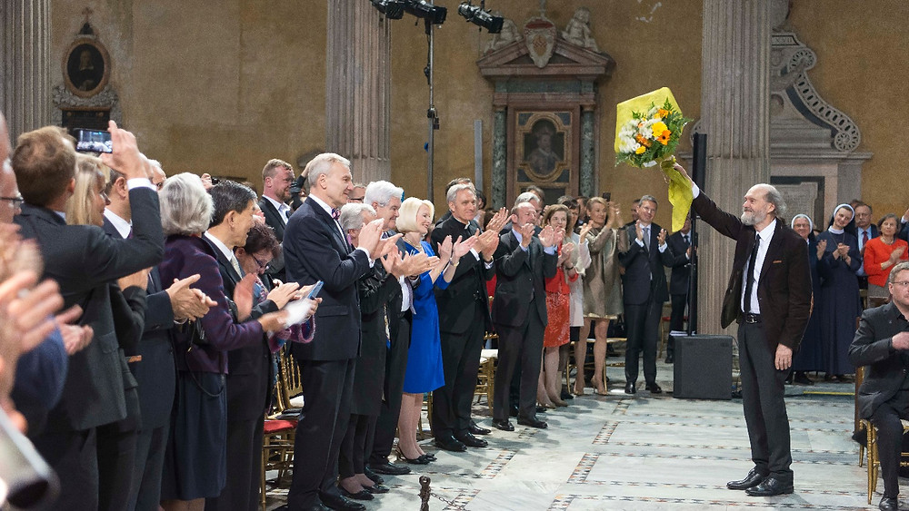 © German Embassy Rome / Giorgio Benni