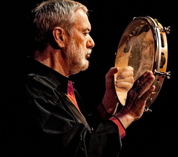 Airto Moreira, rütmimeister Brasiiliast