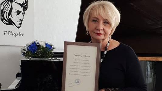Tatjana Gontšarova