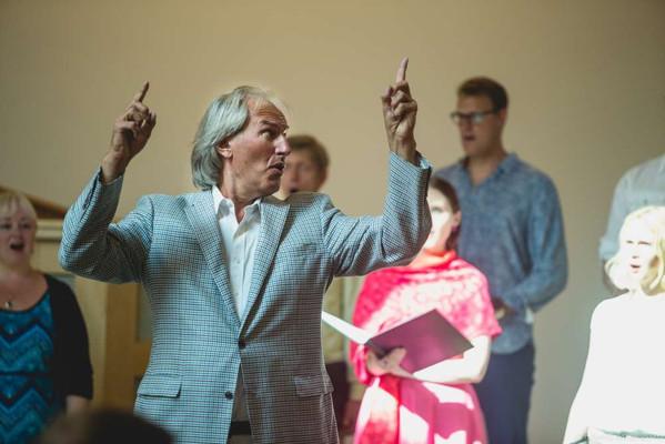 Tõnu Kaljuste nimetati Rootsi Raadio koori audirigendiks