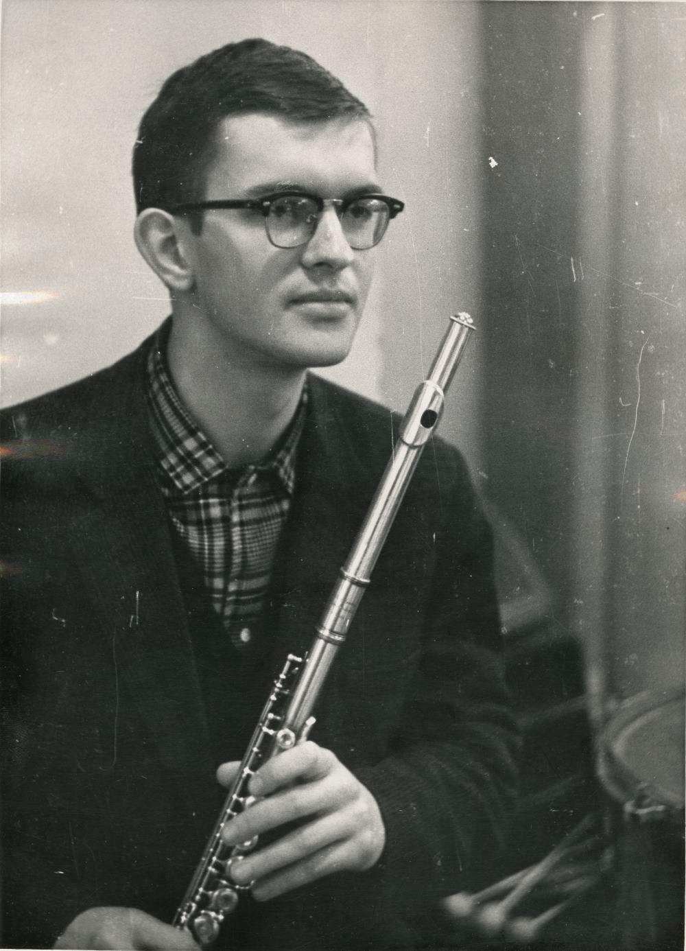Kuldar Sink aastal 1966