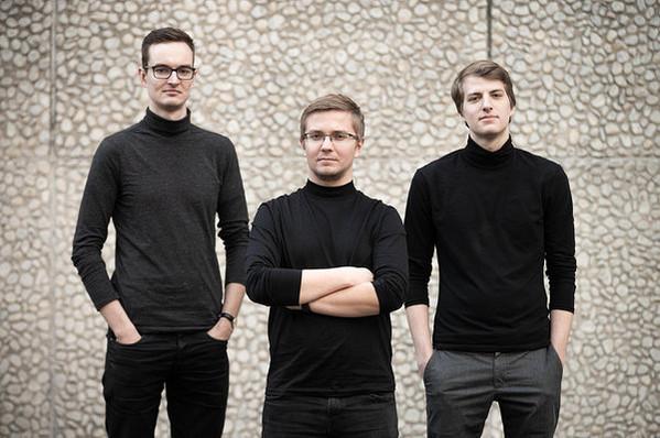 Trio '95: Robert Traksmann – Marcel Johannes Kits – Rasmus Andreas Raide
