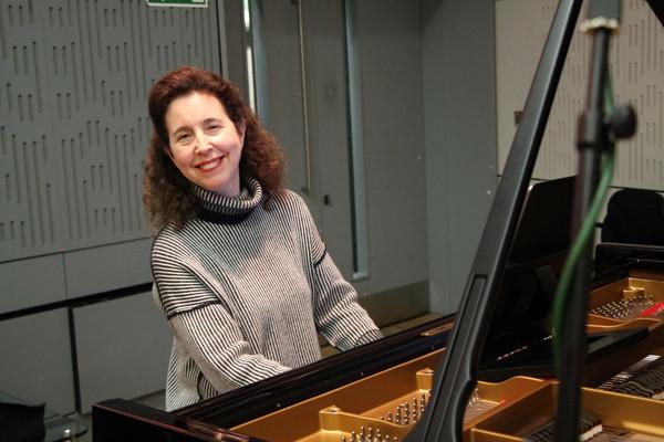 Leipzigi Bachi medali pälvib Angela Hewitt