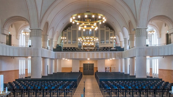 Lõuna-Eesti suurim pillide kuningas, Tartu Pauluse kiriku Pascheni orel AD 2015