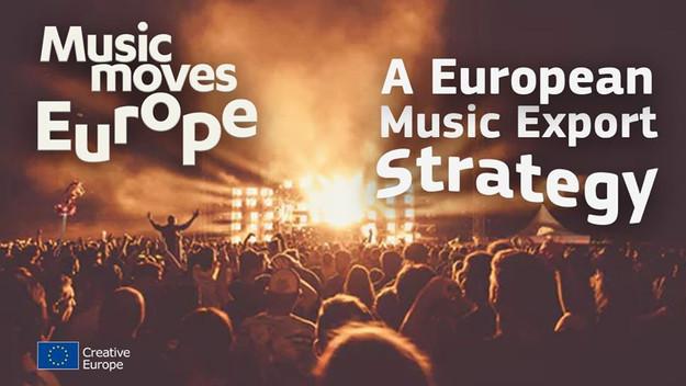 Uuring Euroopa muusikaekspordist