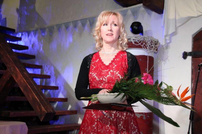 Põlvamaa kultuuripärl Margot Suur. Foto: muusikakool.rapina.ee