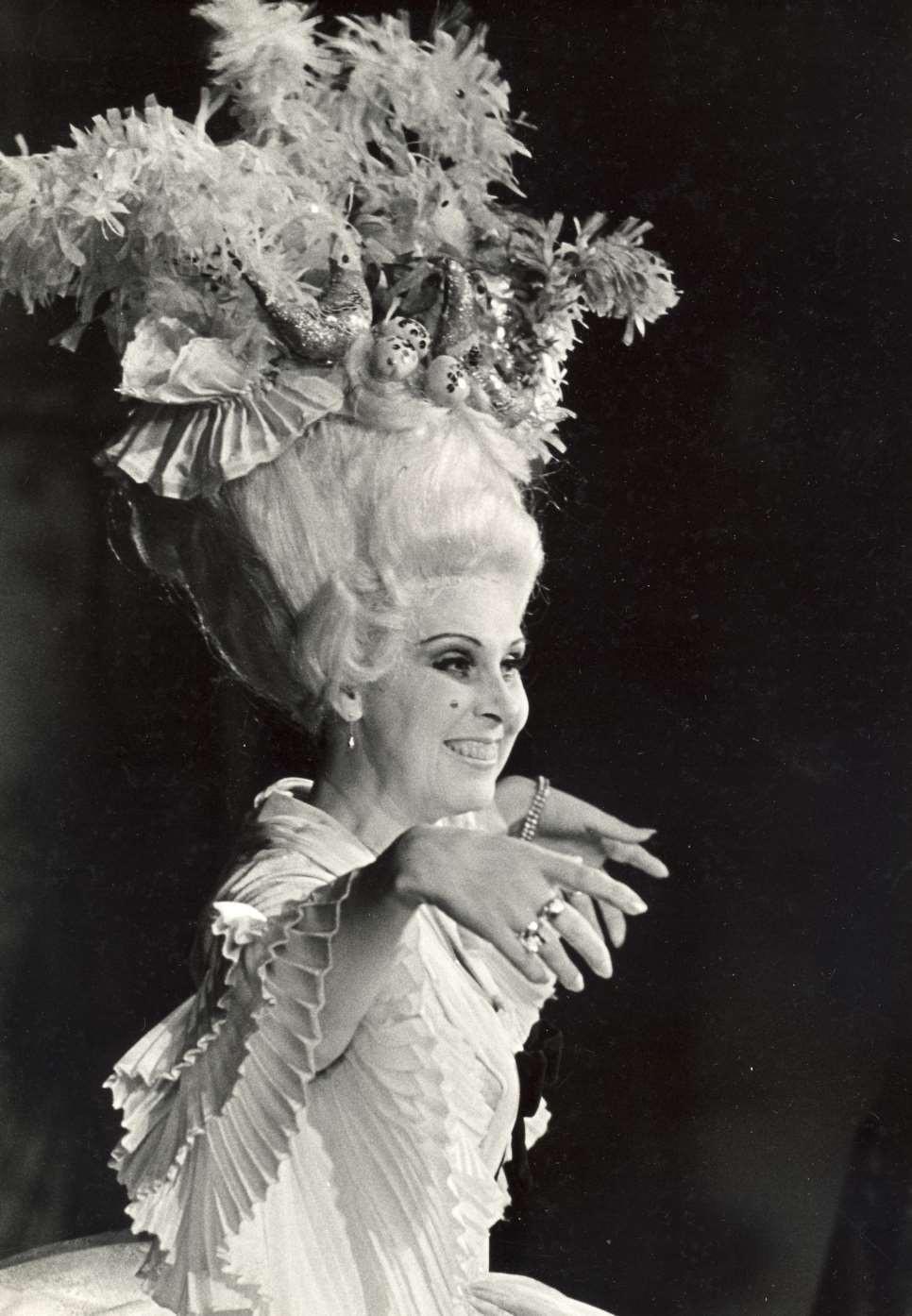 "Margarita Voites Mozarti ooperis ""Teatridirektor"". FOTO RAHVUSOOPER ESTONIA"