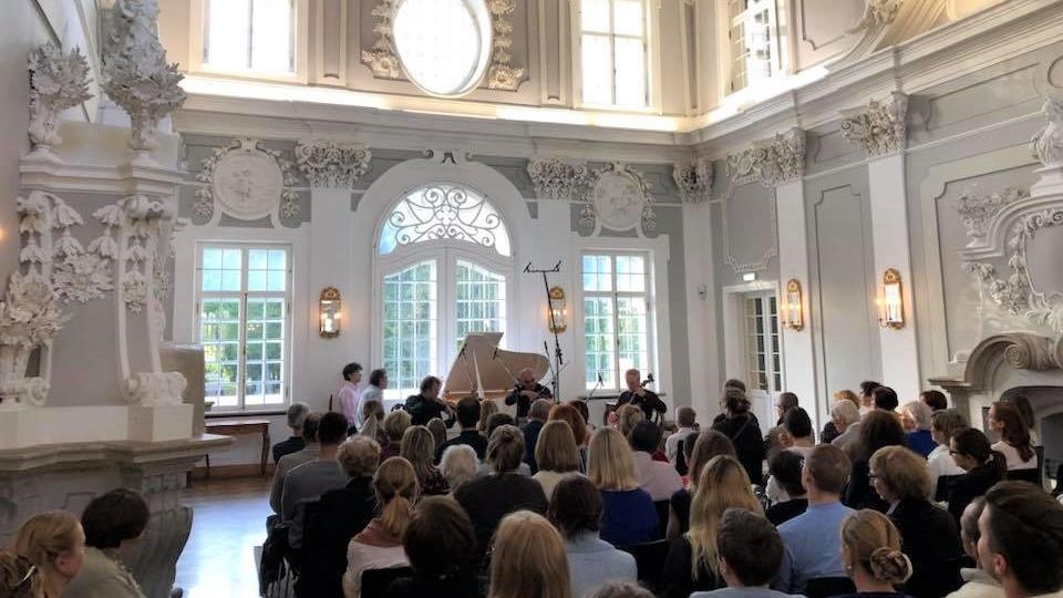 """16. septembri kontsert """"Lossimuusika"""" sarjas Kadrioru lossis. FOTO LOSSIMUUSIKA"""