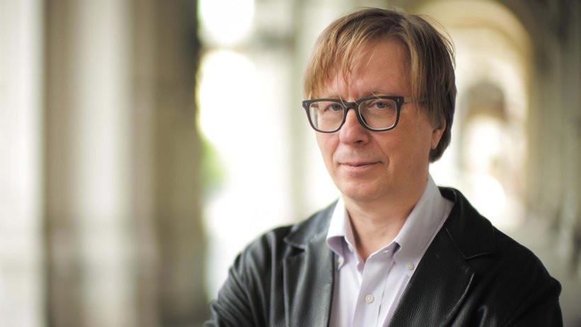 Hääletusel enim hääli saanud helilooja Georg Friedrich Haas. FOTO www.zeit.de