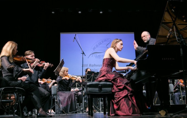Muljeid Narva Chopini konkursilt