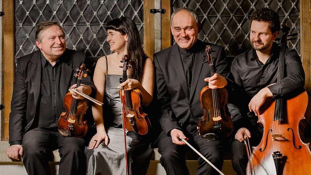 Tallinna Keelpillikvartett. FOTO MAIT JÜRIADO