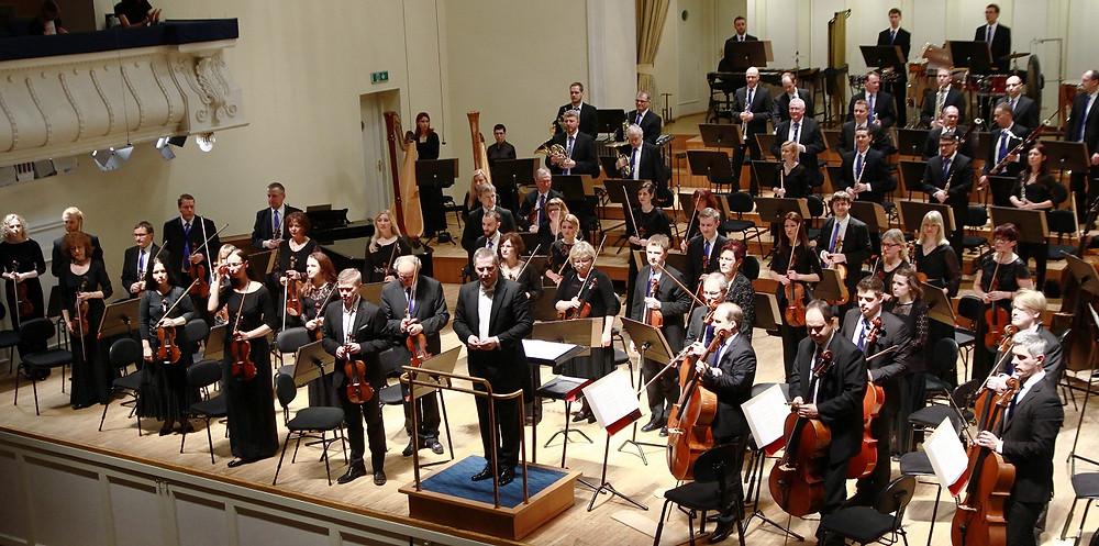 Rahvusooper Estonia orkester. FOTO LIINA VIRU