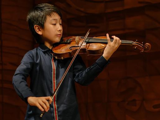 Viiuldaja Christian Li on noorim Decca artist