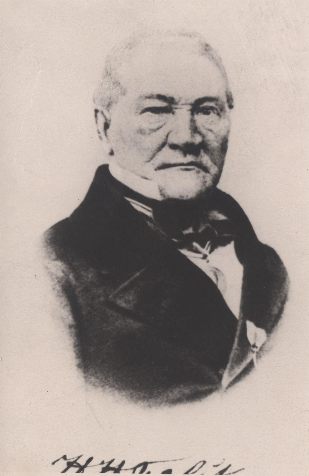 Hans Heinrich Falck. Foto TMMi kogust