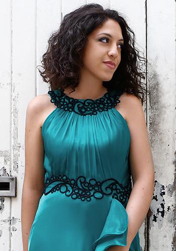 BBC Music Magazine'i aasta uustulnuk, itaalia pianist Beatrice Rana. FOTO MARIE STAGGAT