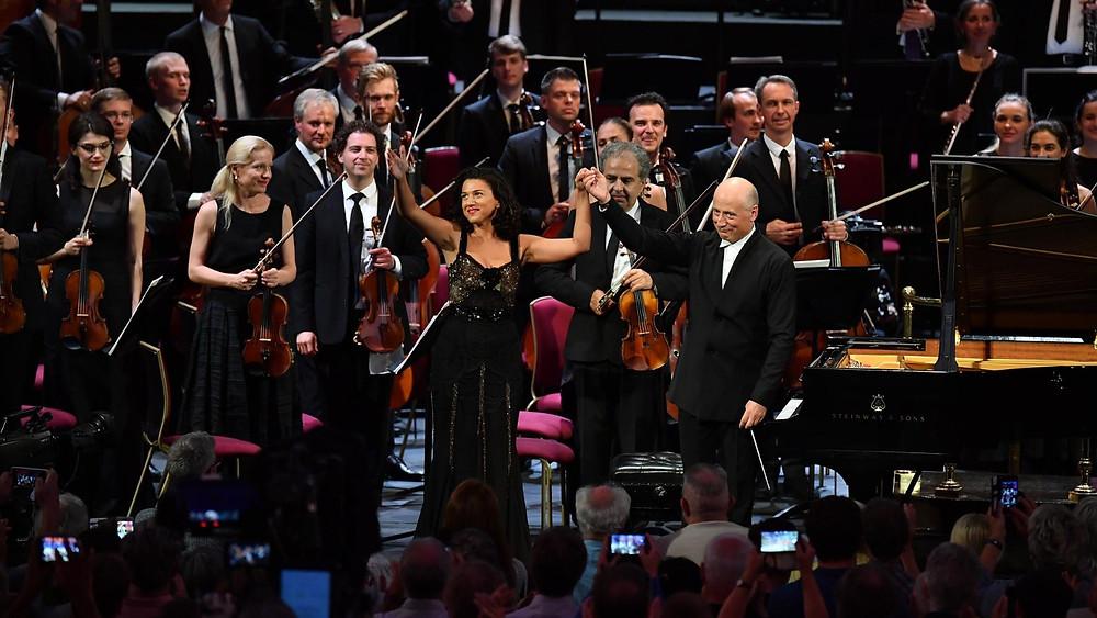 """EFO BBC """"Promsil"""" väljamüüdud Royal Albert Hallis. FOTO CHRIS CHRISTOULOU"""