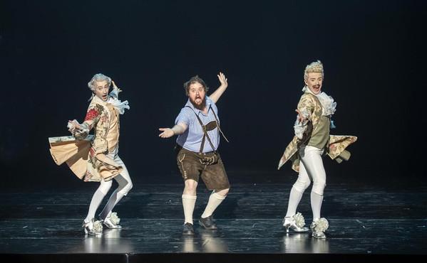 Offenbachist Zemlinskyni, põikega Bayreuthi. Berliini ooperihooaeg 2018/2019