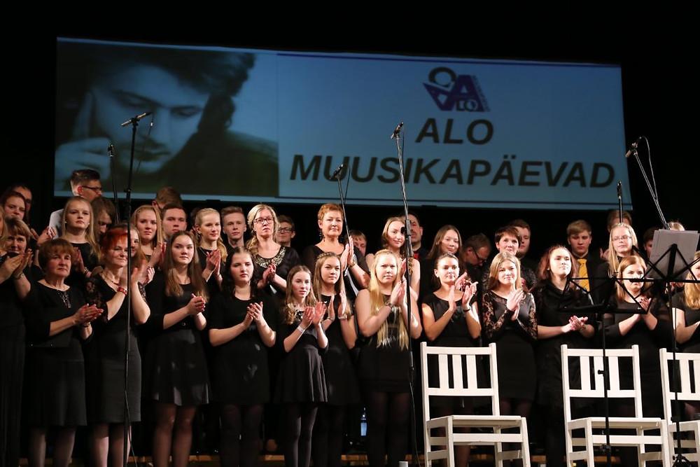 Hetk Alo Mattiiseni muusikapäevadelt.