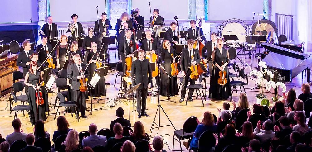TKO ja dirigent Risto Joosti särav aasta. FOTO TIIT MÕTUS