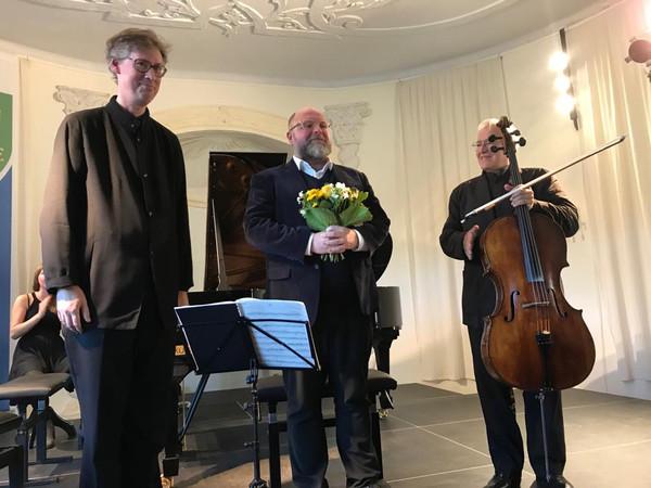Jüri Reinvere teoste esiettekanded Saksamaal