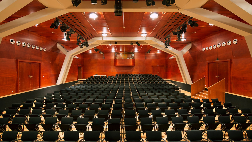 Viini kontserdimaja Berio saal. FOTO HTPPS://KONZERTHAUS.AT