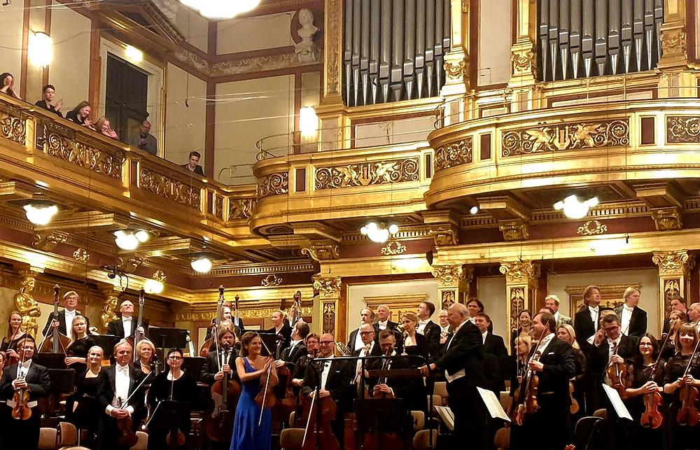 ERSO Musikvereinis. FOTO JEUNESSE AUSTRIA
