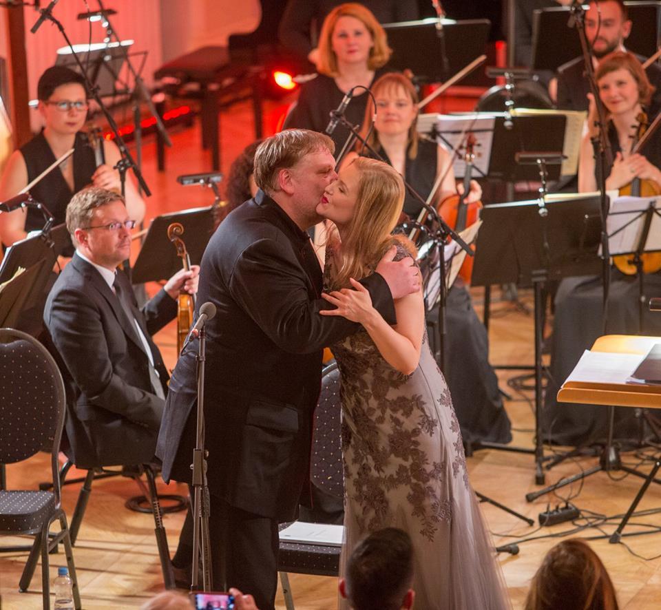 Kai Rüütel ja Mati Turi. Foto MATI HIIS
