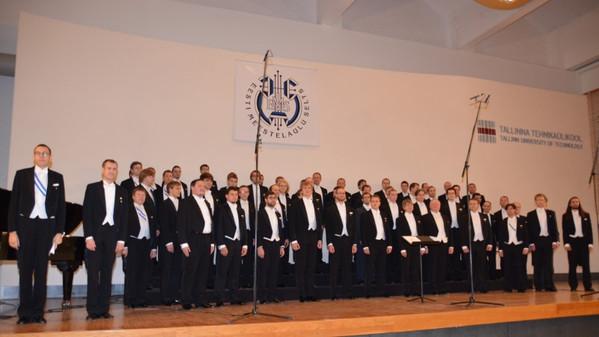 Sissevaade ühe koori ellu – Tallinna tehnikaülikooli akadeemiline meeskoor