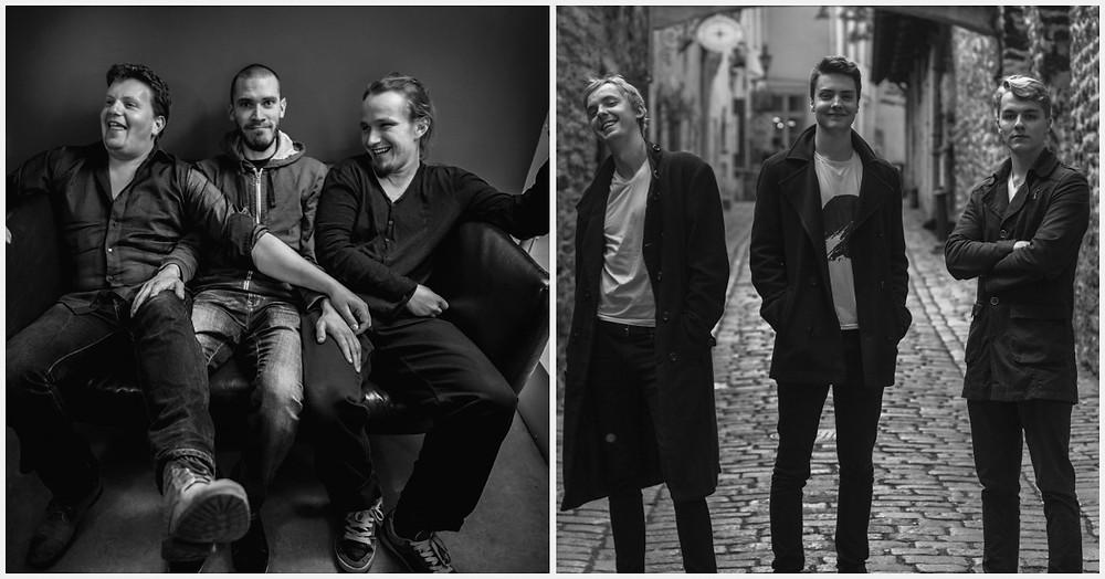 Rahvaste (jazzi)sõprus: Le CoOn Prantsusmaalt ja Titoks Eestist. FOTO jazz.ee