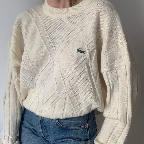 Pull Oversize Lacoste