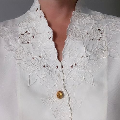 Embroided shirt
