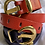 Thumbnail: Leather purple and red belts