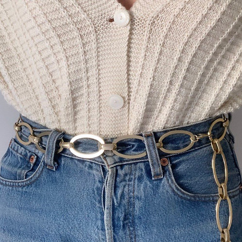 70s chain belt