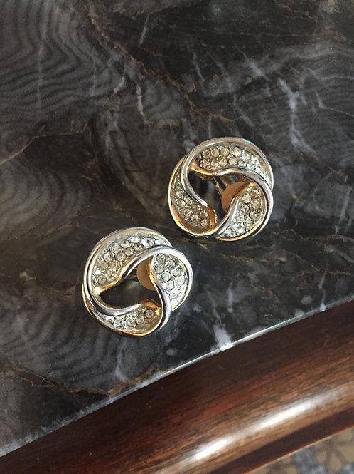 Boucles d'oreilles clip
