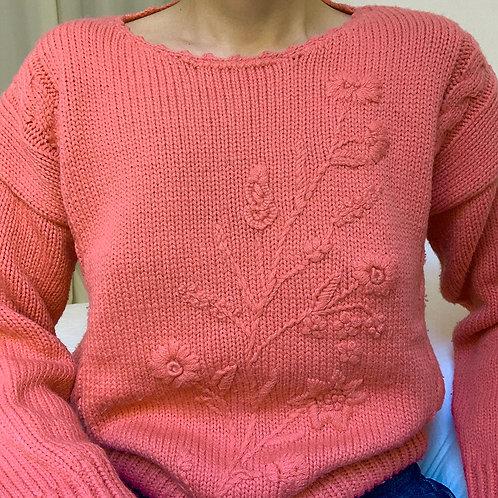 Flowers knit