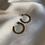 Thumbnail: Rhinestone hoops