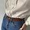 Thumbnail:  Braided leather belt