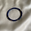 Thumbnail: Enamel bangle bracelet