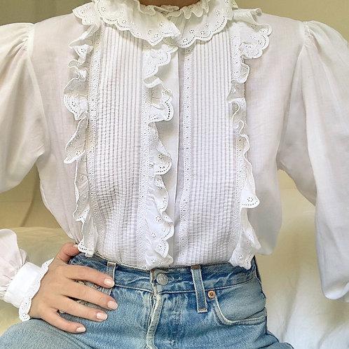 Austrian 70s blouse