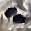Thumbnail: Paire de peignes barrettes