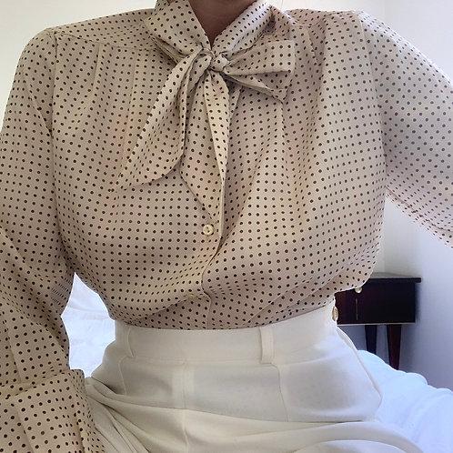 Lavalliere shirt