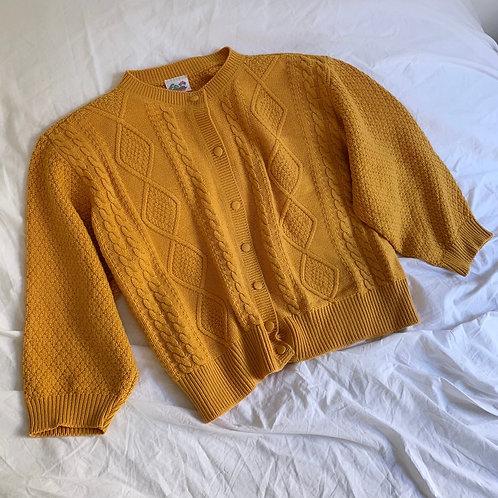 Honey cardigan