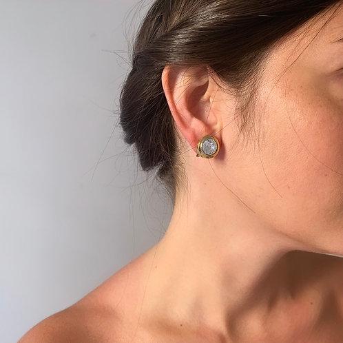 Strass earring
