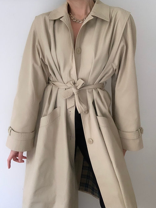 Vintage trench-coat