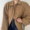 Thumbnail: Burberry wool long coat