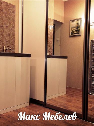 Шкаф-купе в гардероб