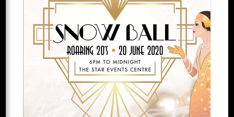 Tour De Cure Snow Ball