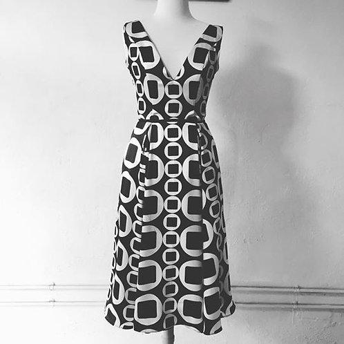 Claudia V Dress